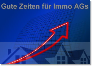 Immobilien AGs im Aufwind